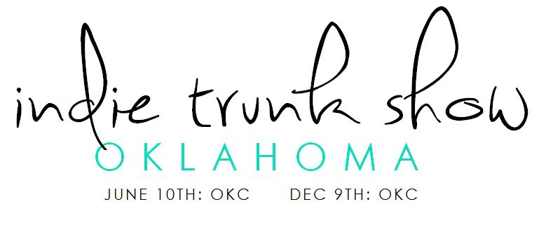 Indie Trunk Show Oklahoma City, OK